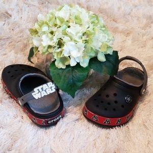 ⚡️ Star Wars Crocs with Fleece Lining ⚡️